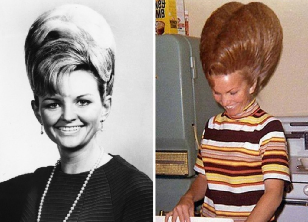 60 talet frisyrer