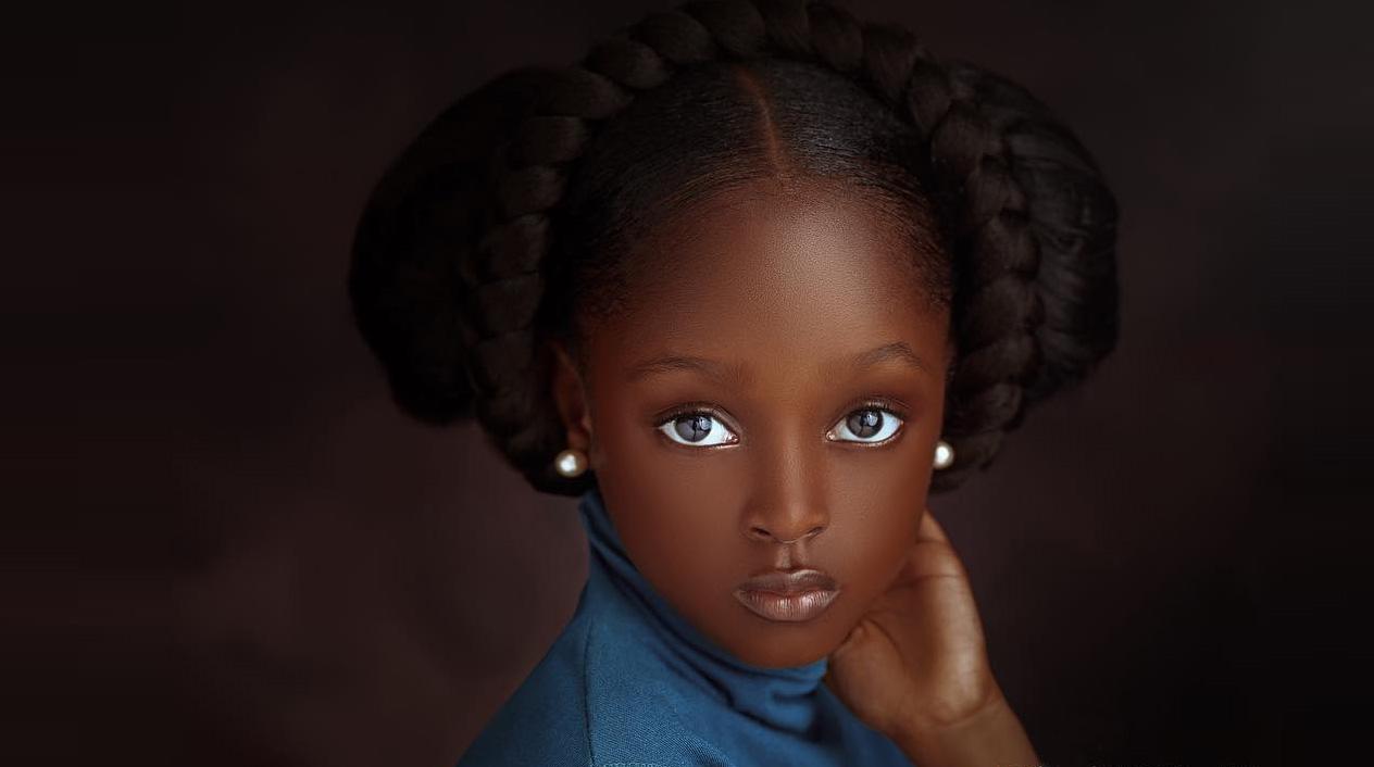 Världens vackraste tjej