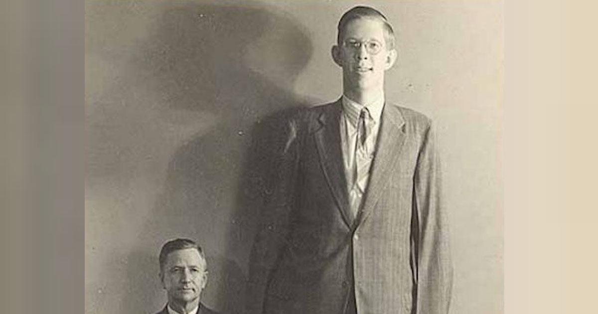 hur lång är världens längsta man